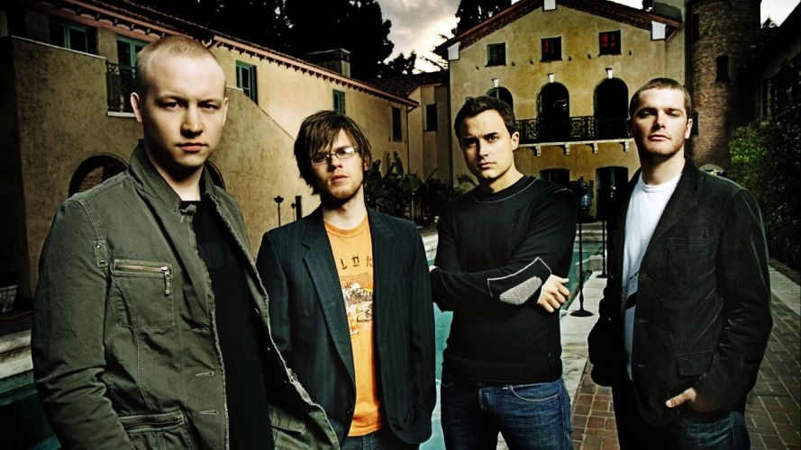 THE FRAY alternative rock wallpaper