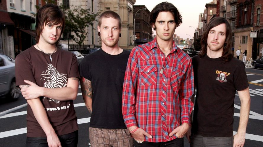 THE ALL-AMERICAN REJECTS alternative rock f wallpaper