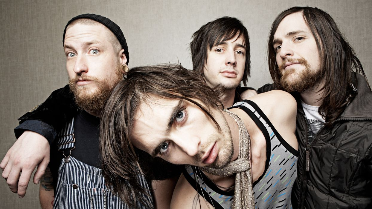 THE ALL-AMERICAN REJECTS alternative rock wallpaper