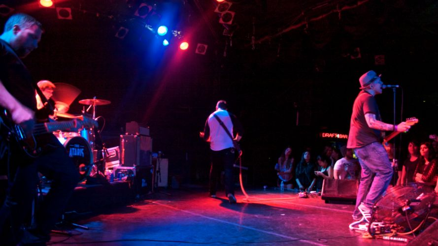 THE ATARIS pop punk concert concerts guitar guitars microphone s wallpaper