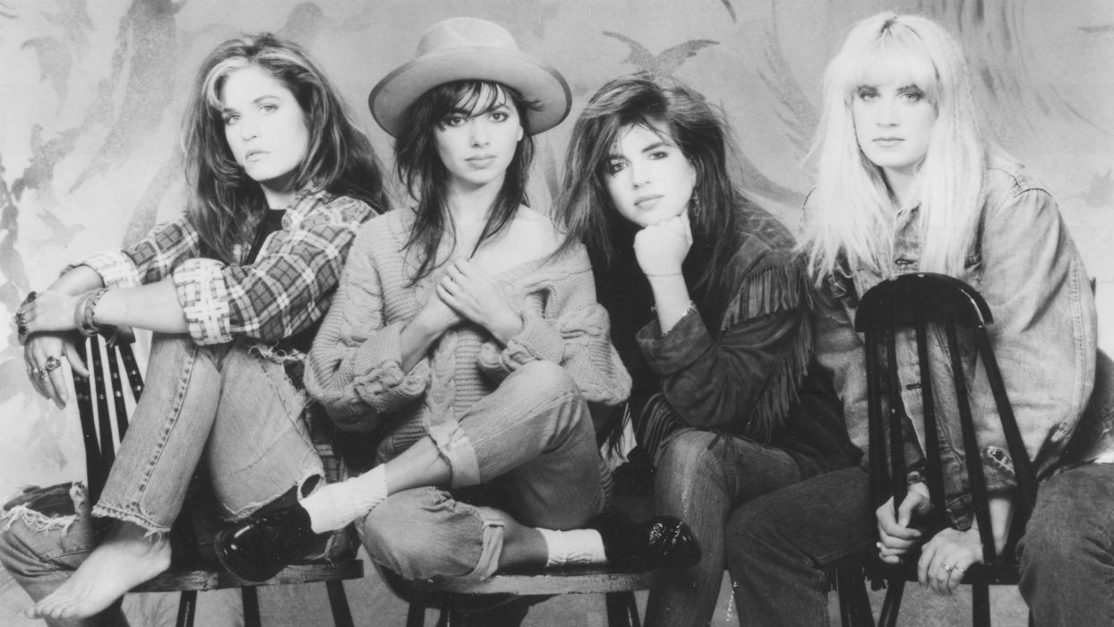 THE BANGLES pop rock new wave new-wave      g wallpaper