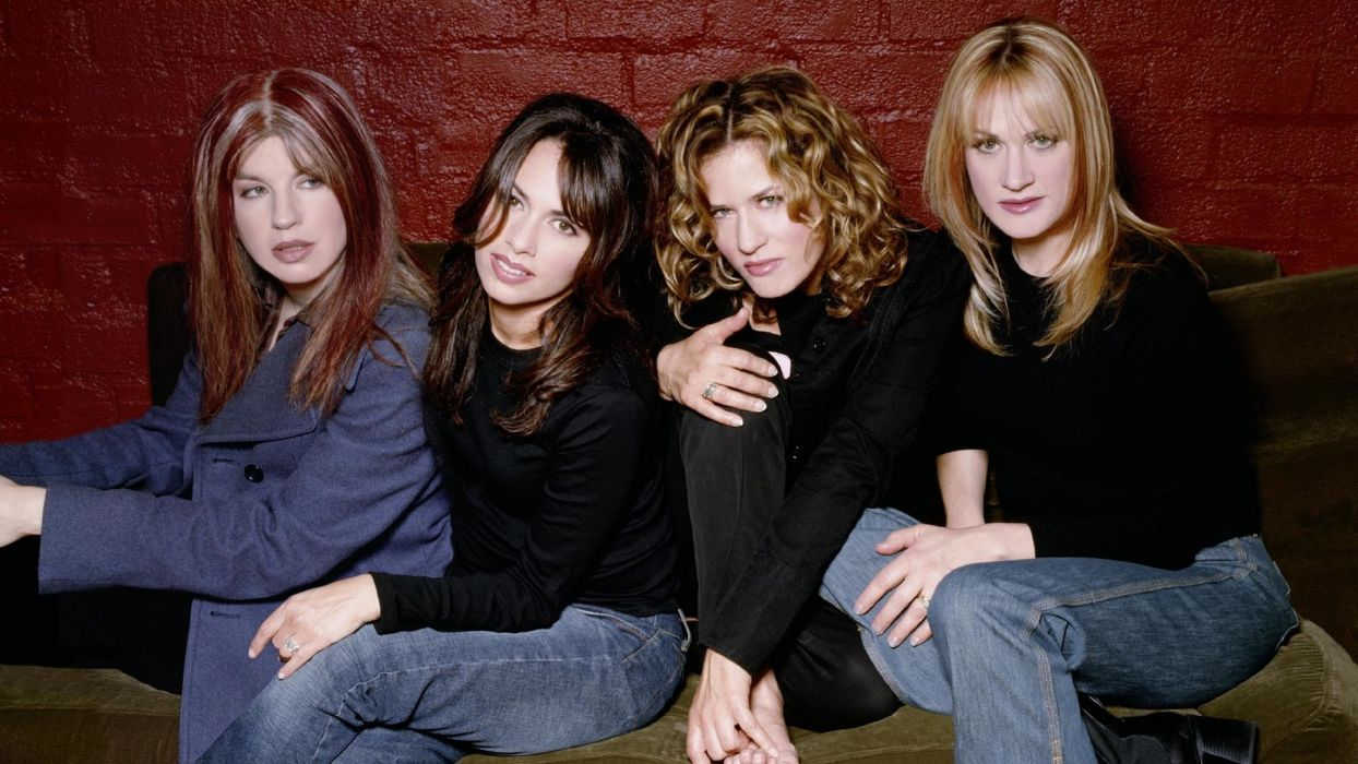 THE BANGLES pop rock new wave new-wave    h wallpaper