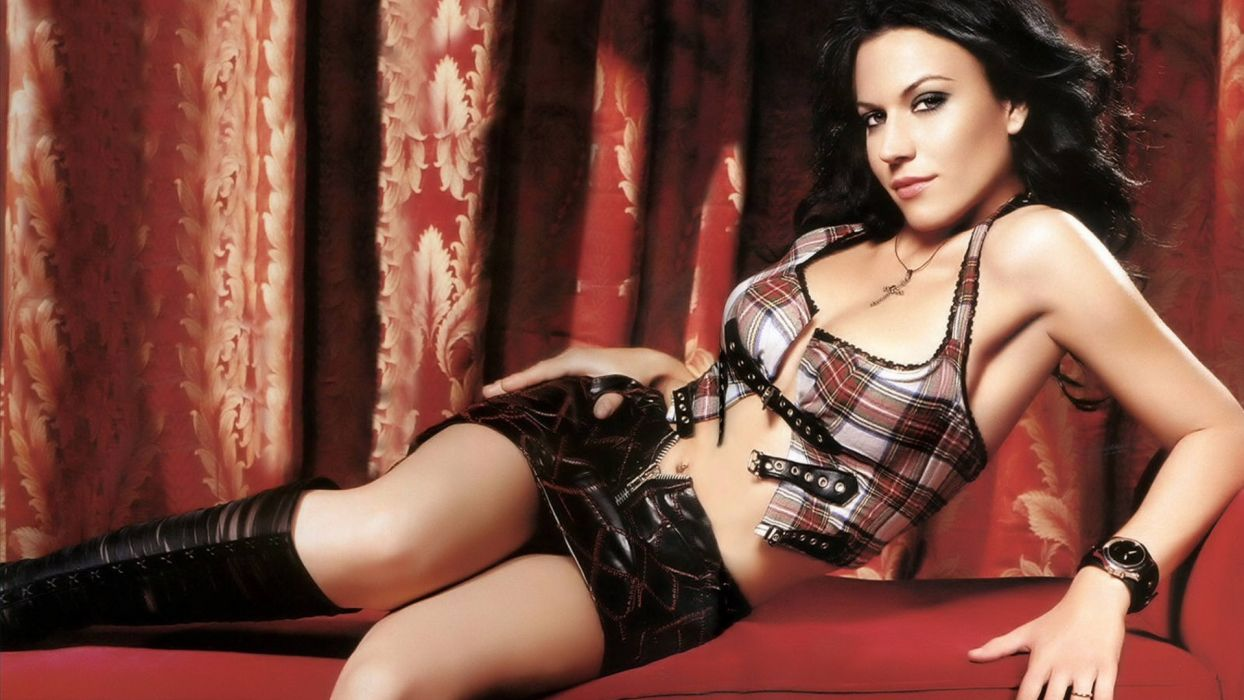 LACUNA COIL Cristina Scabbia hard rock      g wallpaper