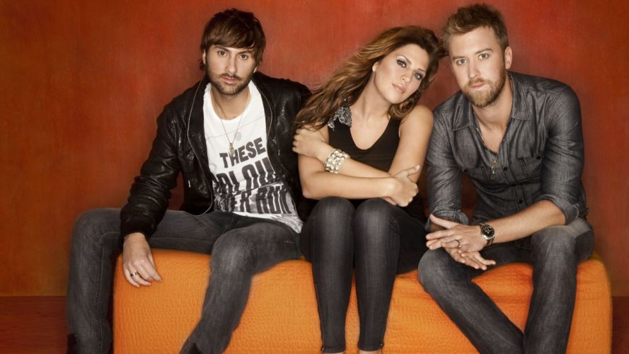 LADY ANTEBELLUM country country-pop wallpaper