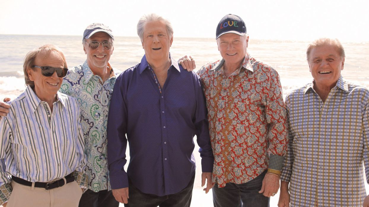 THE BEACH BOYS pop rock surf    r wallpaper