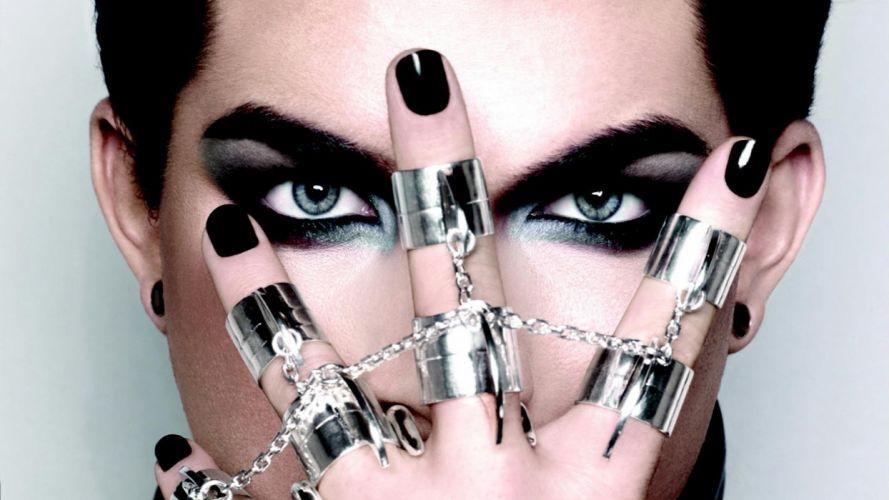 ADAM LAMBERT pop pop-rock glam dance f wallpaper