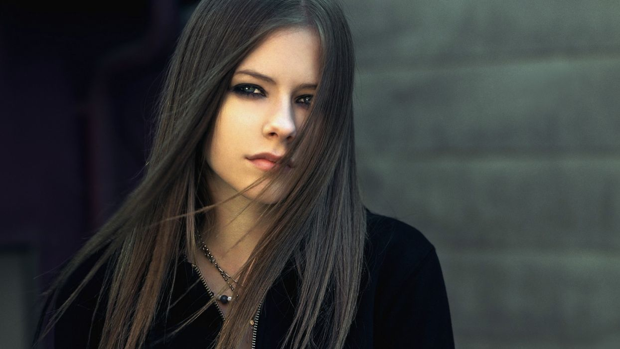 Avril Lavigne Pop Pop Punk Pop Rock Ge Wallpaper 1920x1080