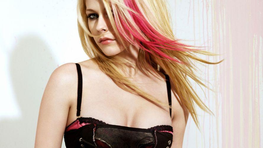 AVRIL LAVIGNE pop pop-punk pop-rock b wallpaper