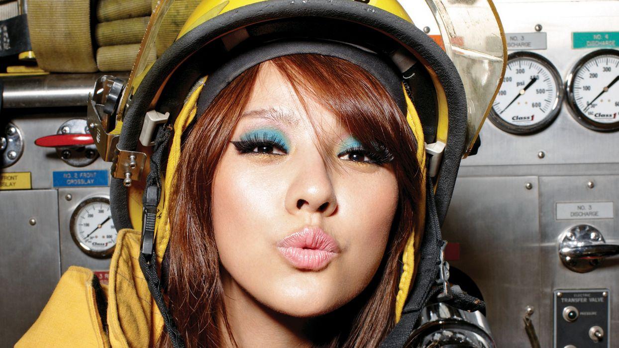 LEE HYORI pop r-b hip hop k-pop    f wallpaper