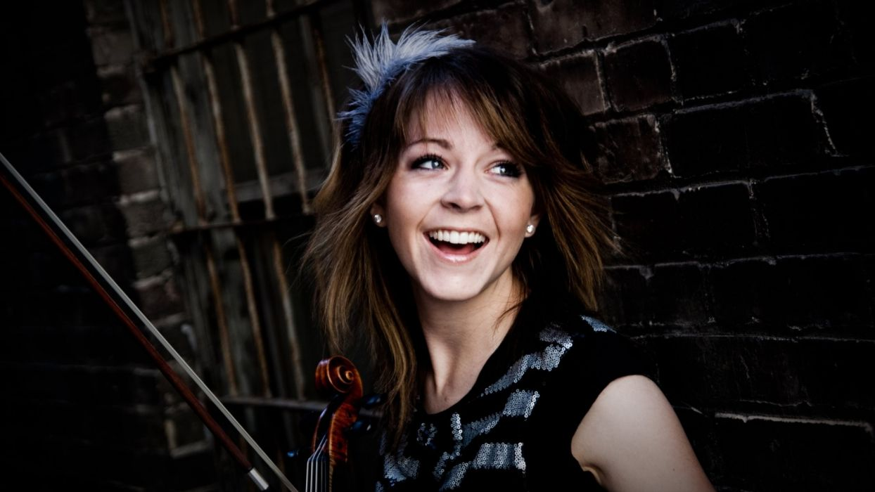 LINDSEY STIRLING Classical-crossover classical hip hop electronic violin  f wallpaper