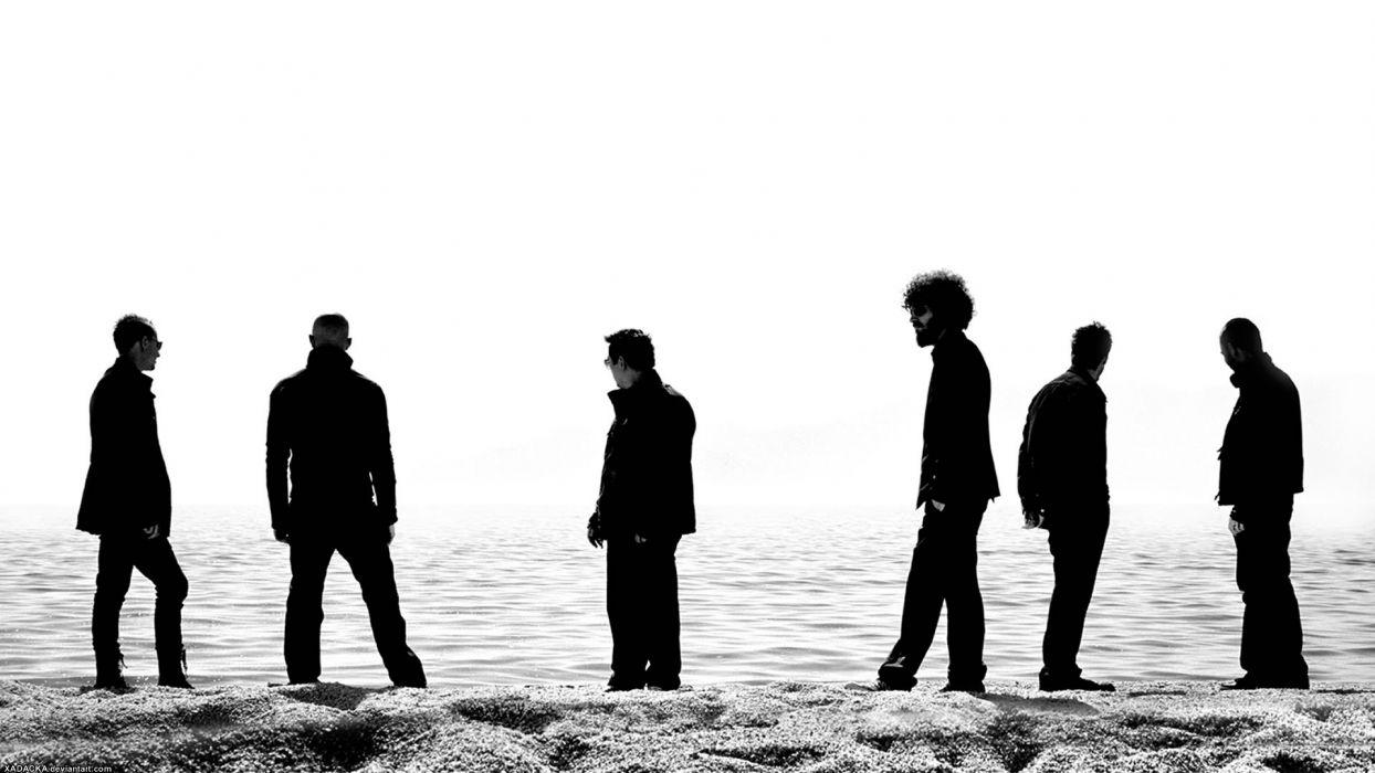 LINKIN PARK Alternative rock nu-metal rap-rock alternative-metal electronic-rock metal rap    gd wallpaper