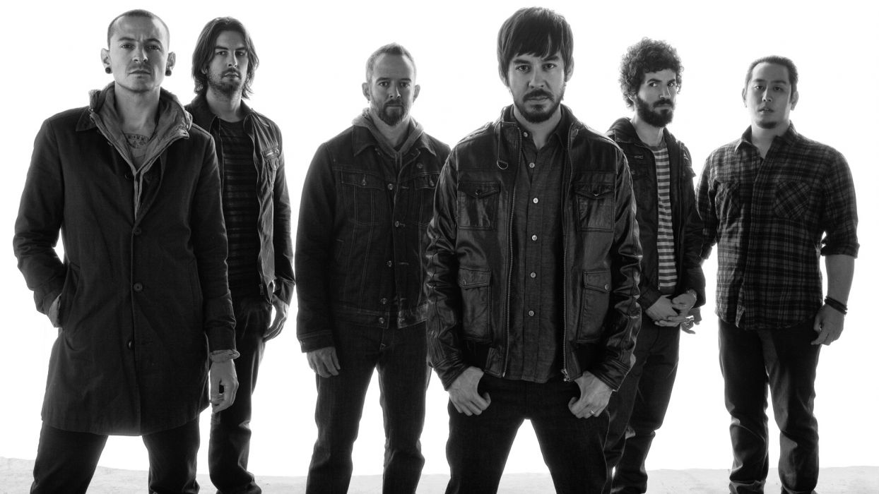 LINKIN PARK Alternative rock nu-metal rap-rock alternative-metal electronic-rock metal rap   gd wallpaper