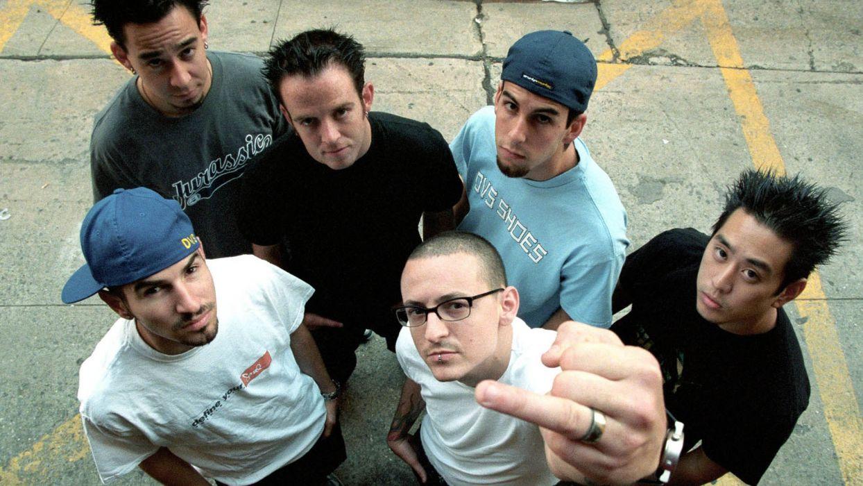LINKIN PARK Alternative rock nu-metal rap-rock alternative-metal electronic-rock metal rap sadic wallpaper