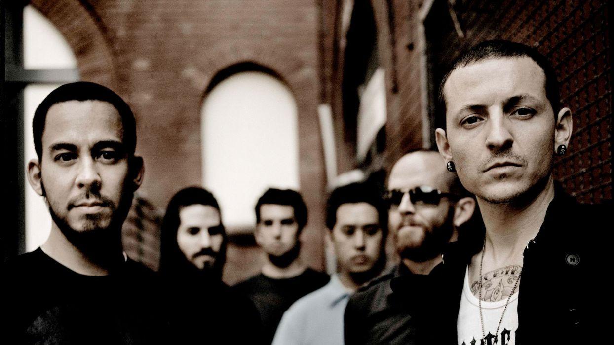 LINKIN PARK Alternative rock nu-metal rap-rock alternative-metal electronic-rock metal rap f wallpaper
