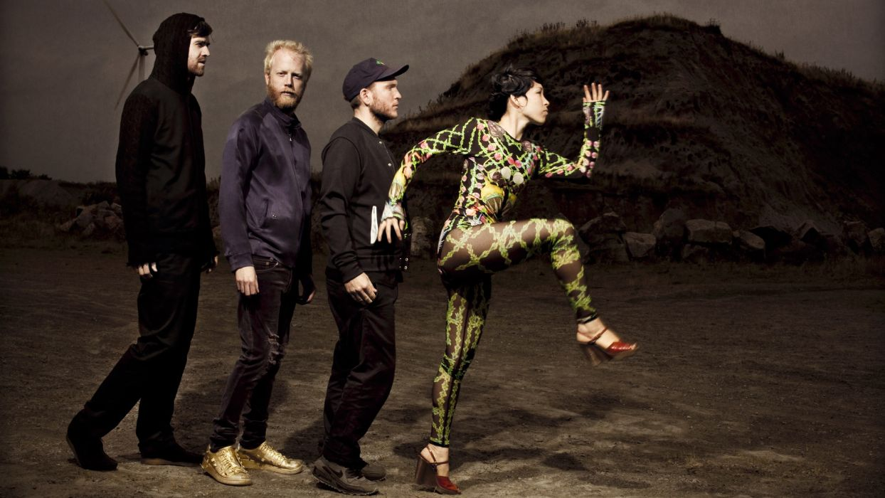LITTLE DRAGON Trip-hop downtempo synthpop indietronica dream-pop neo-soul pop indie   f wallpaper