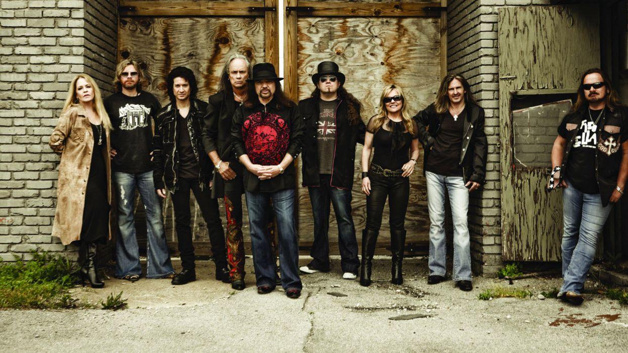 LYNYRD SKYNYRD southern hard classic rock    f wallpaper