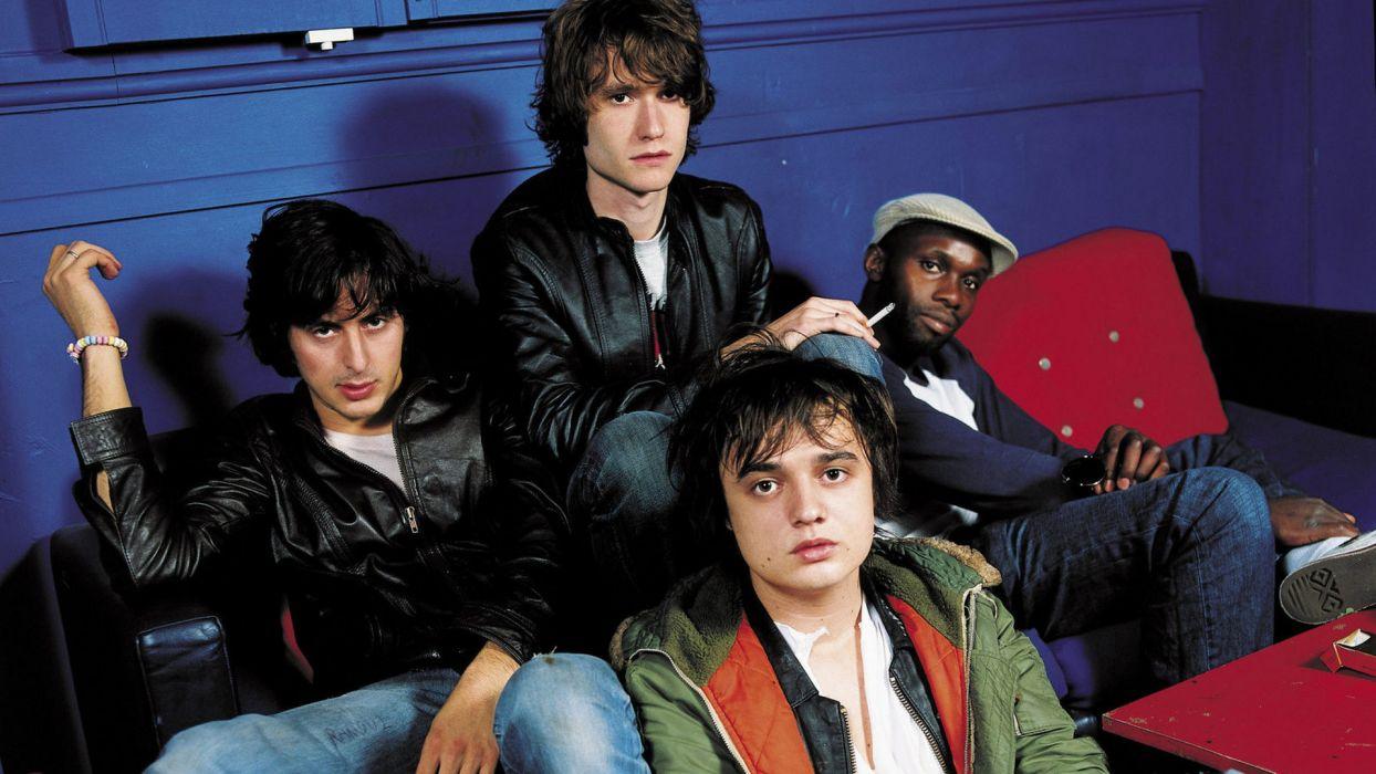 THE LIBERTINES indie rock wallpaper