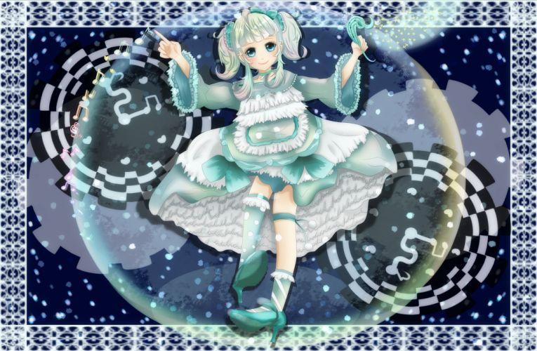Vocaloid Hatsune Miku g wallpaper