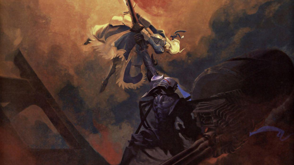 Anime Berserker Fate Zero wallpaper