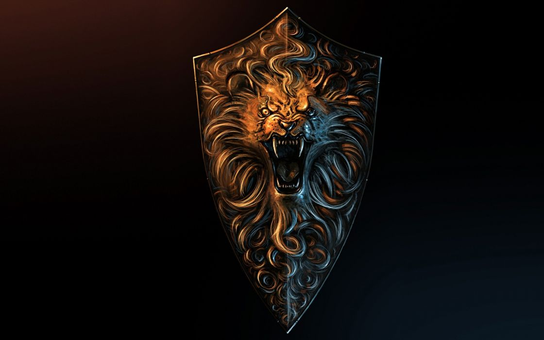 Dark Souls Lion wallpaper