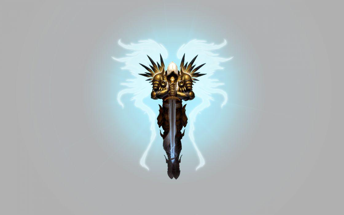Diablo Sword wallpaper