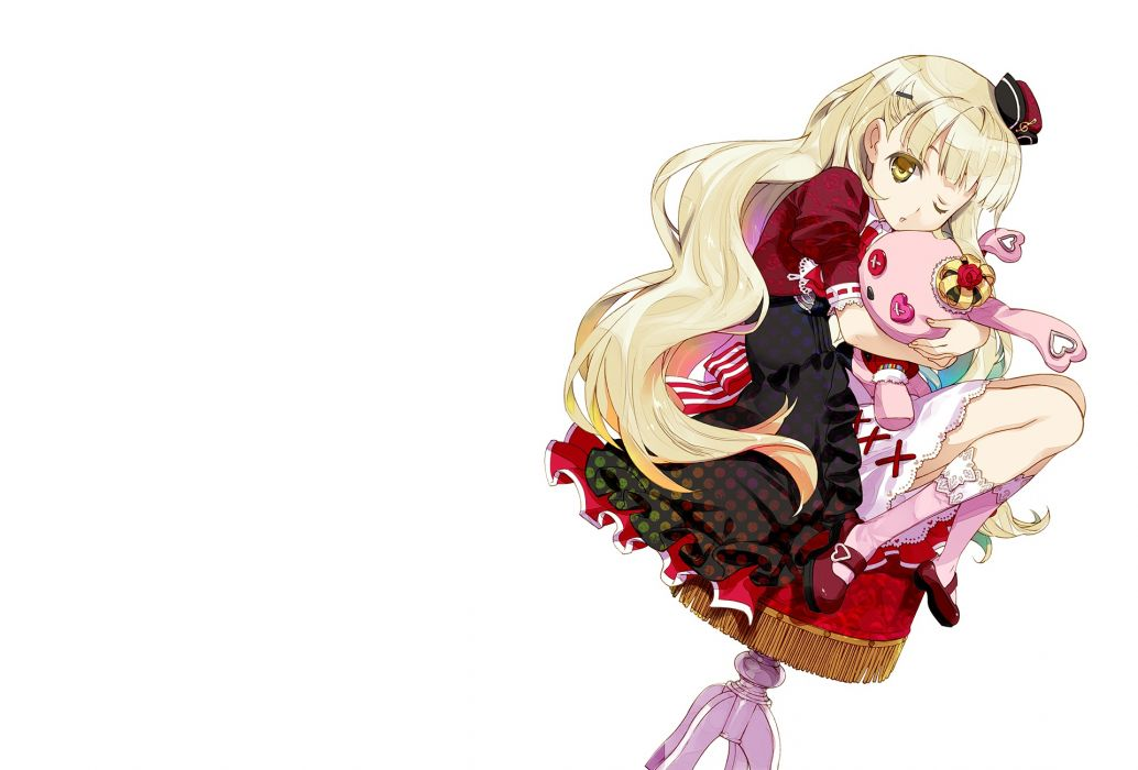 exit tunes vocaloid blonde hair fujima takuya long hair mayu wallpaper