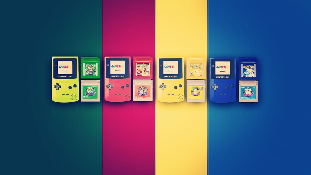 Game Boy wallpaper