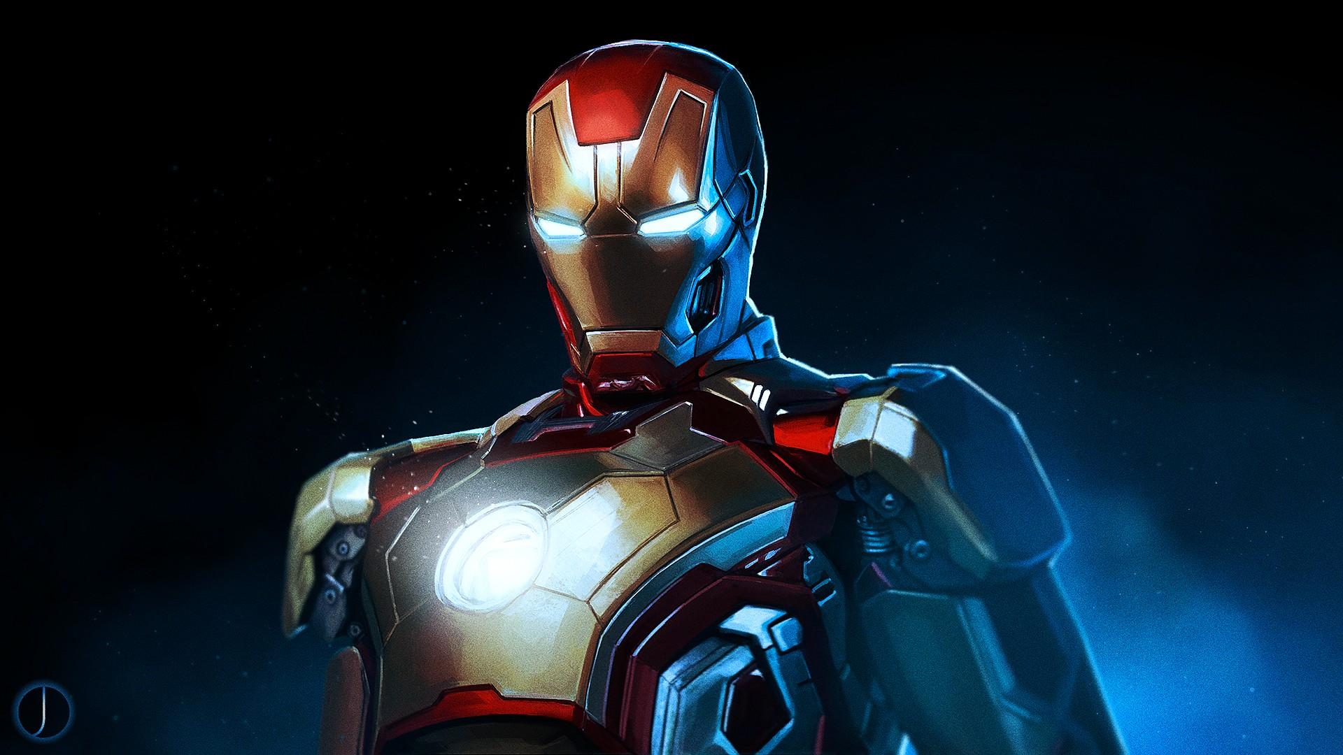 Iron Man Marvel Wallpaper 1920x1080 100603 Wallpaperup