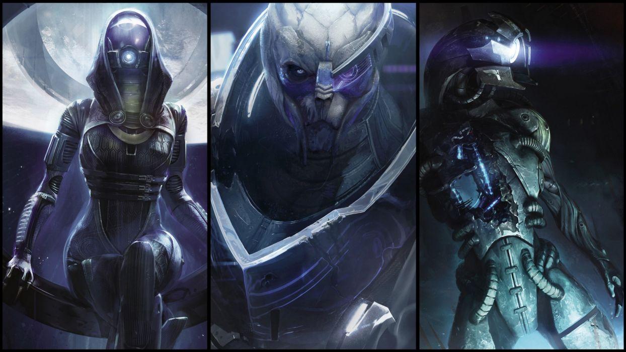 Mass Effect    f wallpaper