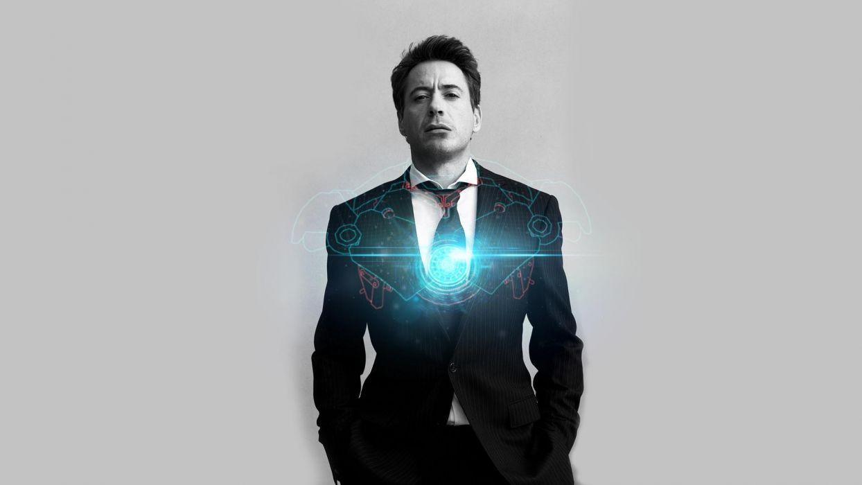 Robert Downey Jr Iron Man Wallpaper 1920x1080 100683 Wallpaperup