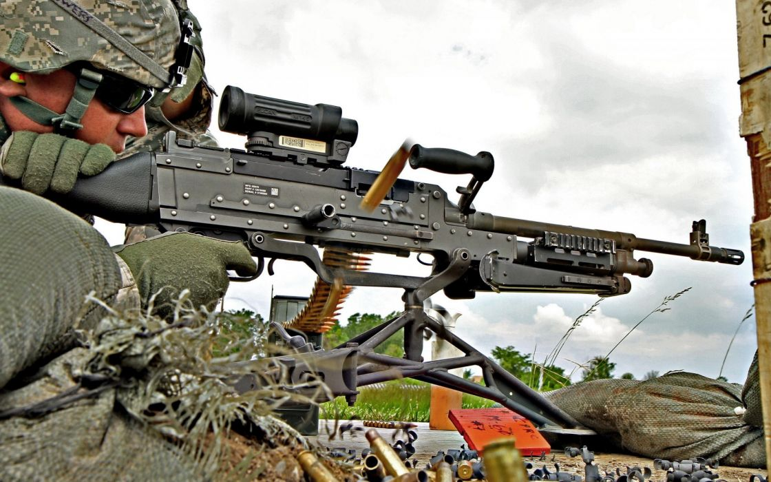 soldiers guns shooting military wallpaper