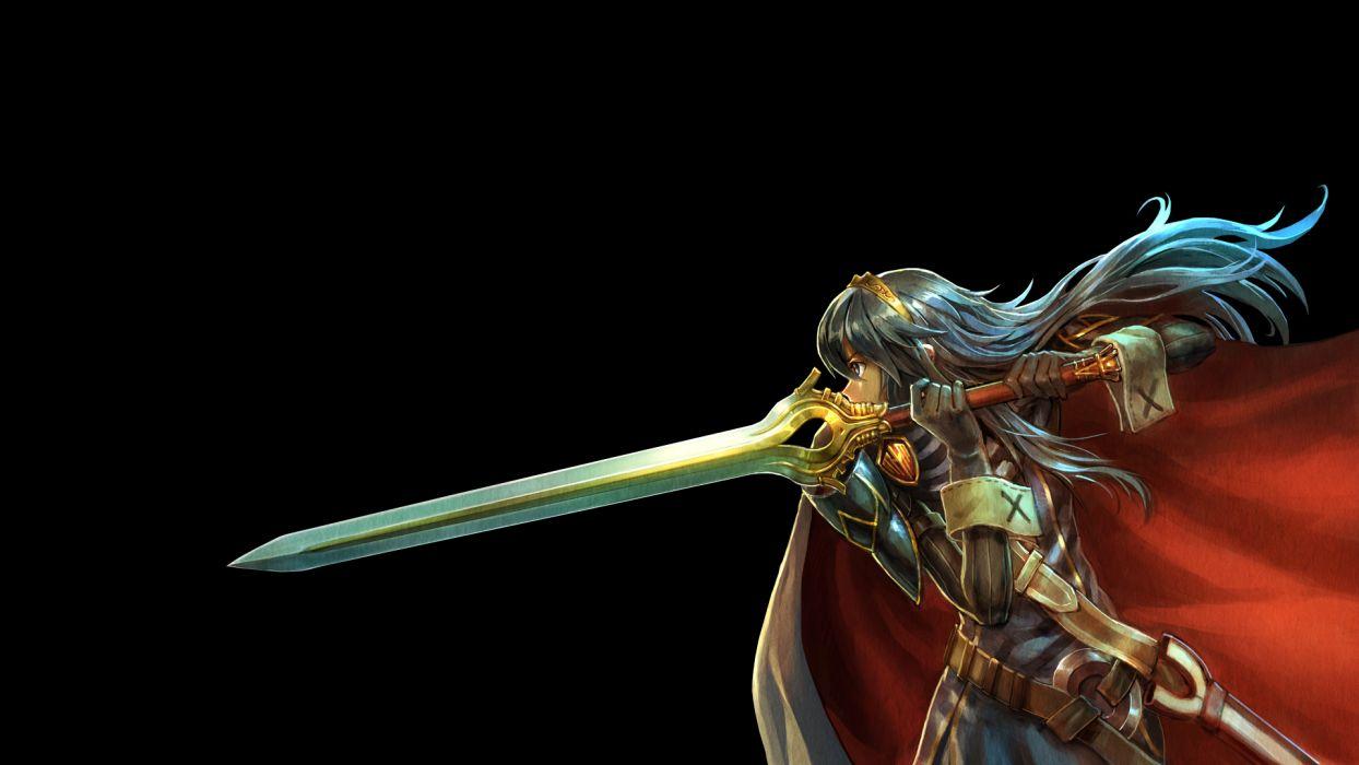 The Fire Emblem Sword wallpaper