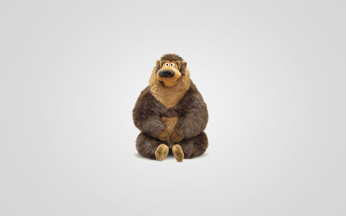 Toys Bears bear humor wallpaper