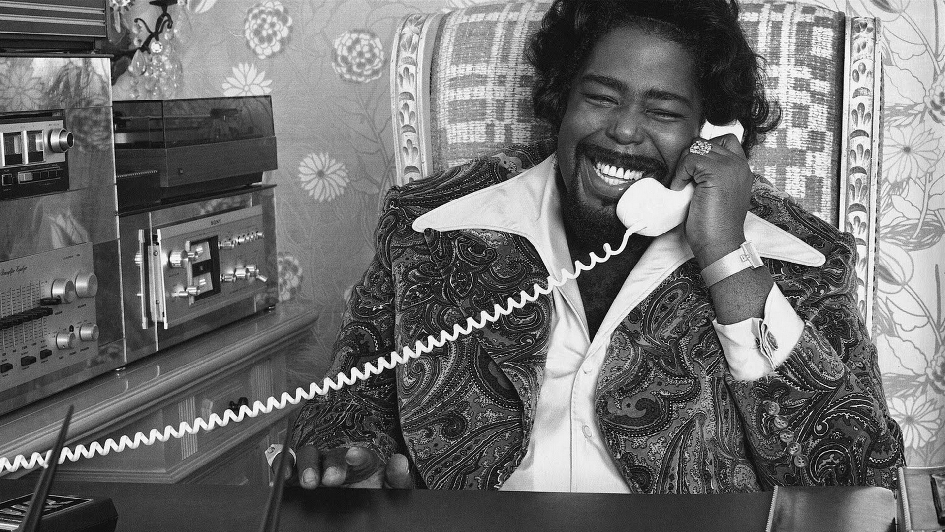 barry white wallpaper