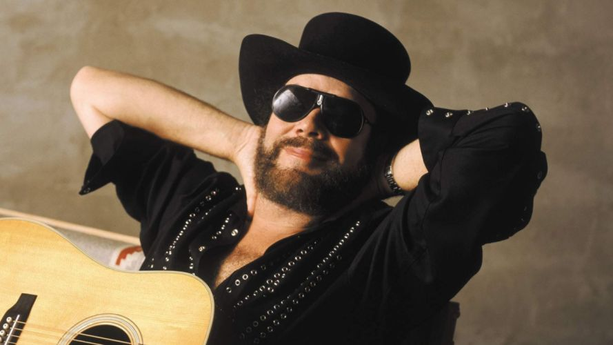 HANK WILLIAMS JR country guitar f wallpaper