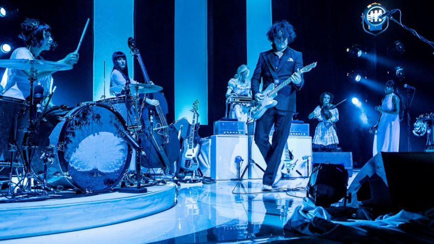 JACK WHITE White Stripes Raconteurs alternative alternative-rock rock drums wallpaper