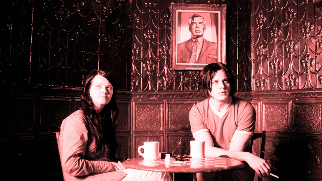 THE WHITE STRIPES alternative pop-rock rock    g wallpaper