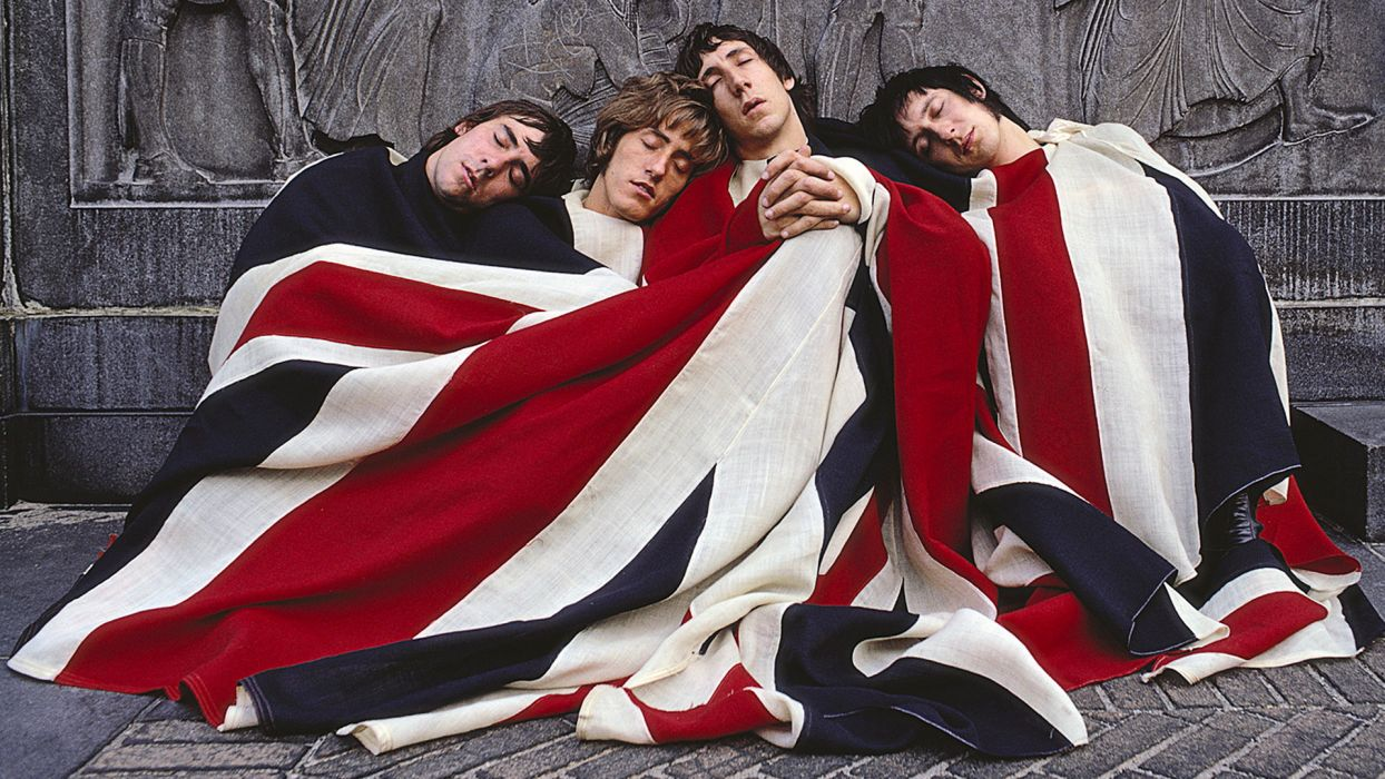 THE WHO classic hard rock wallpaper