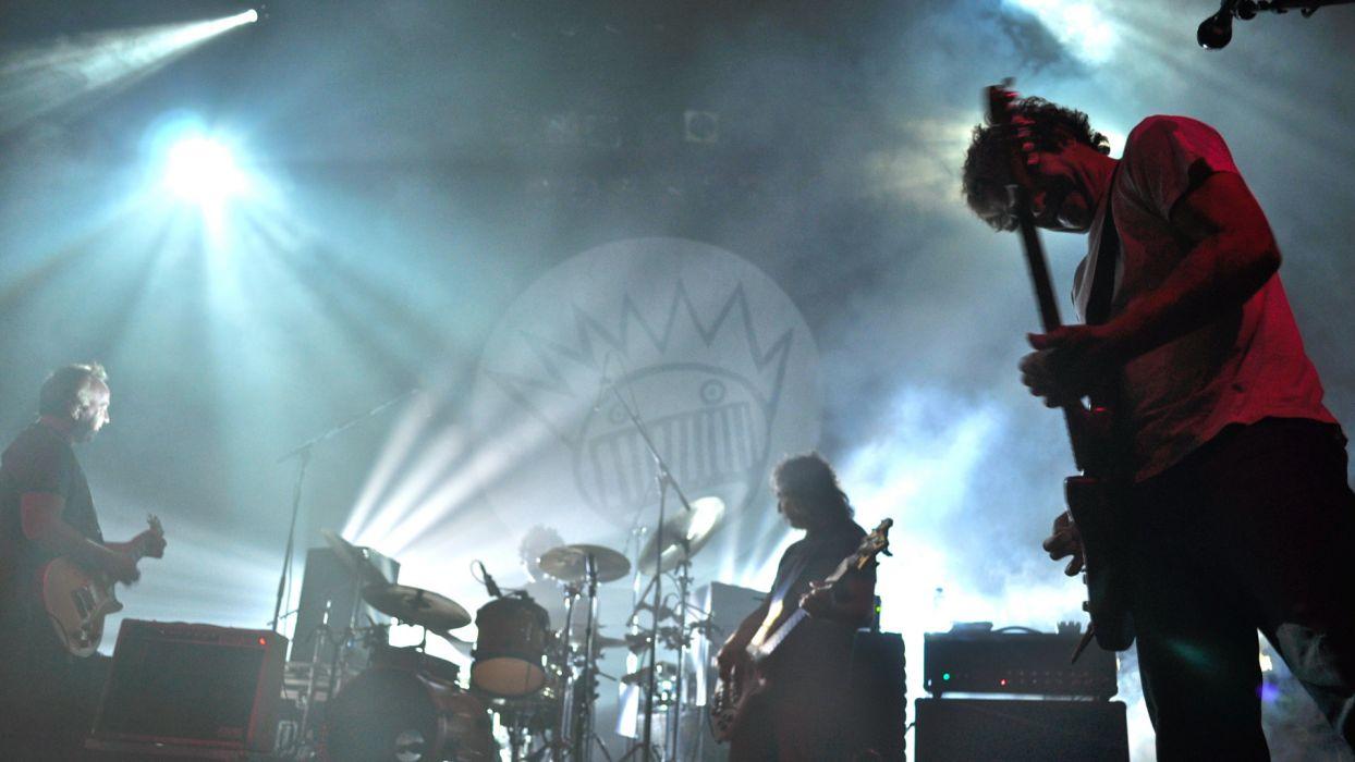 WEEN alternative rock experimental avant-garde neo-psychedelia lo-fi microphone guitar concert   g wallpaper