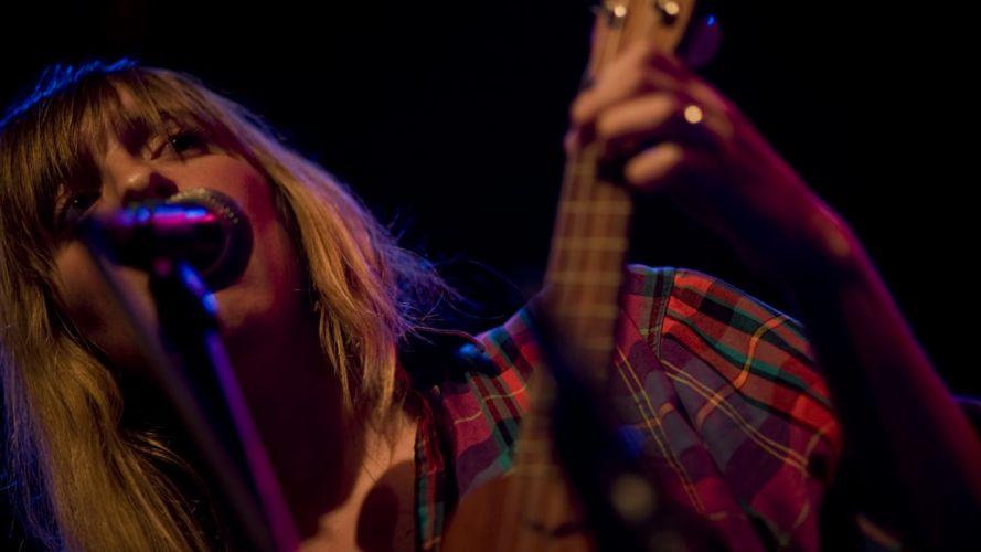 WHITE HINTERLAND Pop indie-pop indie guitar microphone d wallpaper