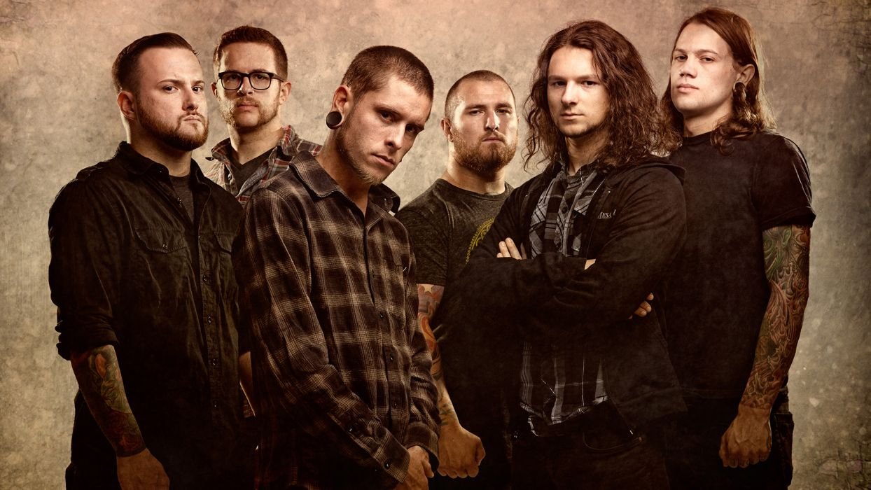 WHITECHAPEL deathcore heavy metal alternative-metal    f wallpaper