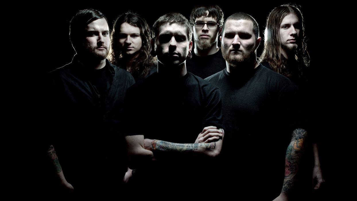 WHITECHAPEL deathcore heavy metal alternative-metal wallpaper