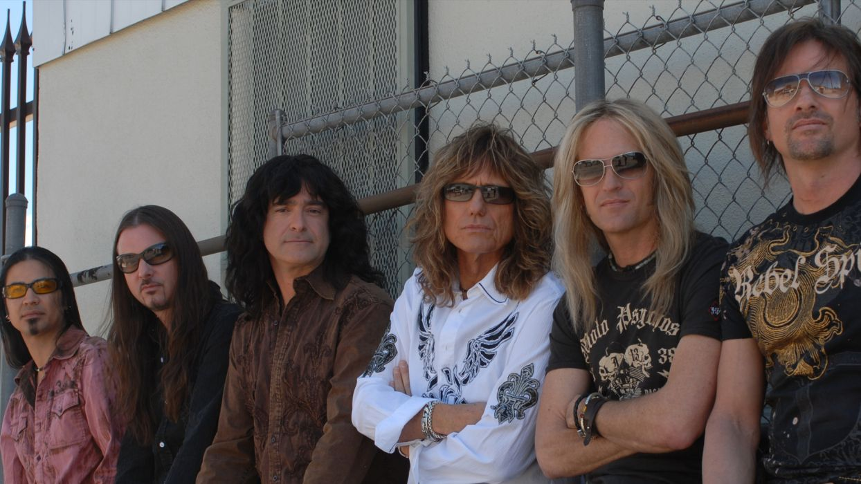 WHITESNAKE hard rock heavy metal hair wallpaper