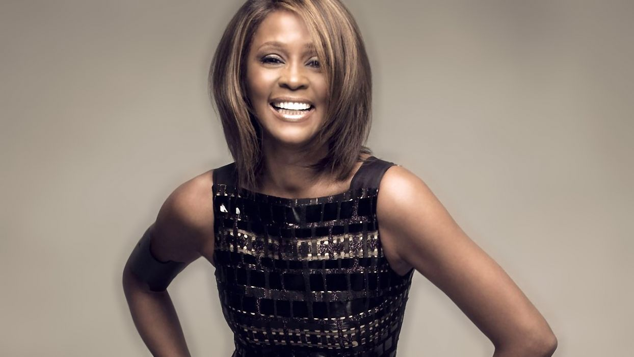 WHITNEY HOUSTON r-b soul pop       k wallpaper