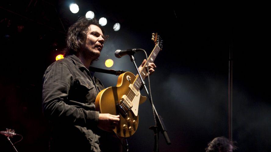 WILCO Alternative-rock indie-rock alternative-country folk-rock experimental-rock rock alternative concert microphone guitar wallpaper