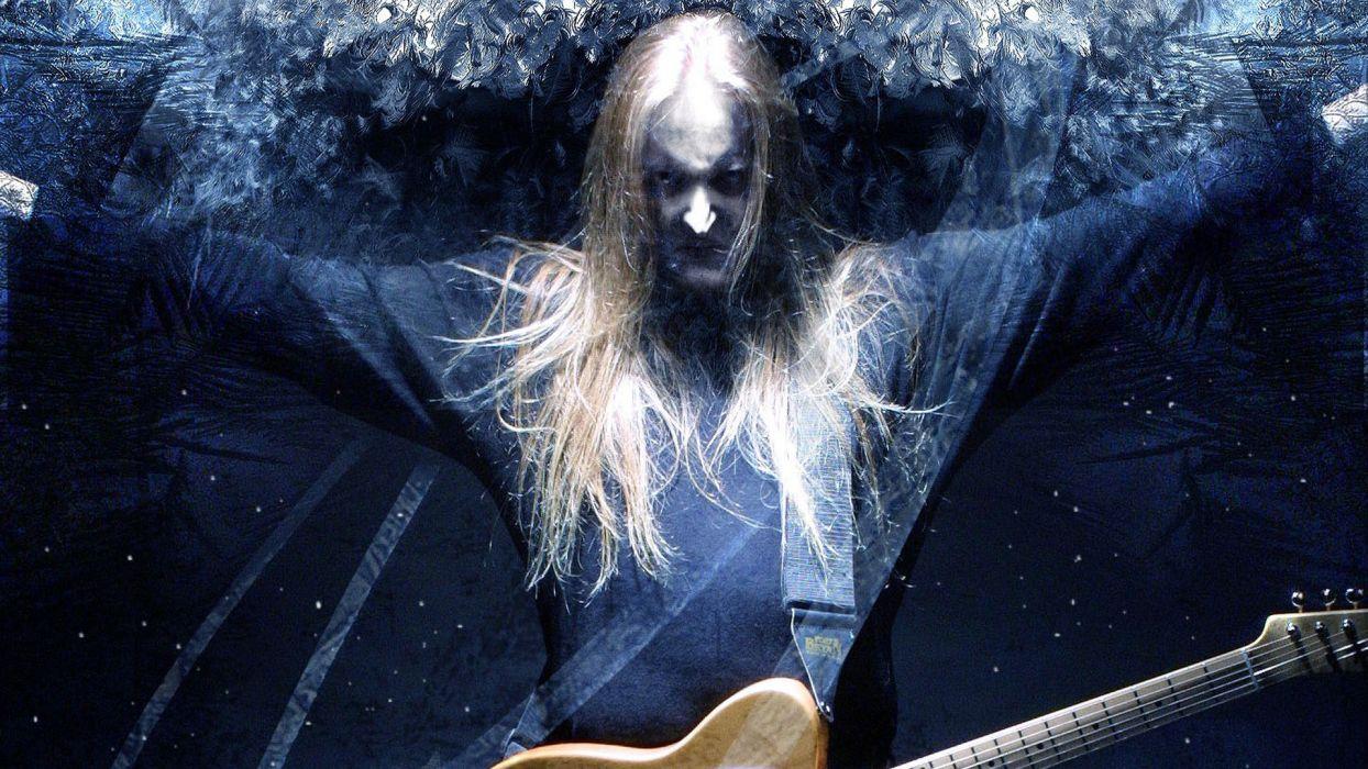 WINTERSUN melodic death metal folk guitar wallpaper