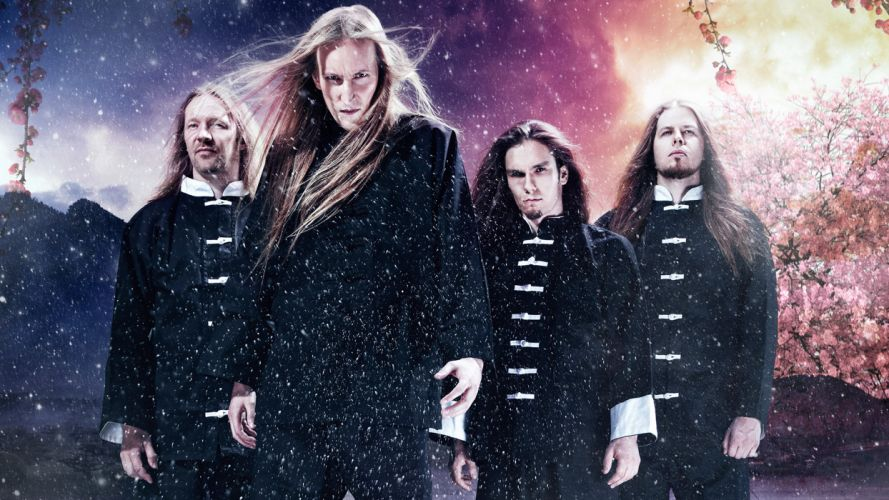 WINTERSUN melodic death metal folk wallpaper