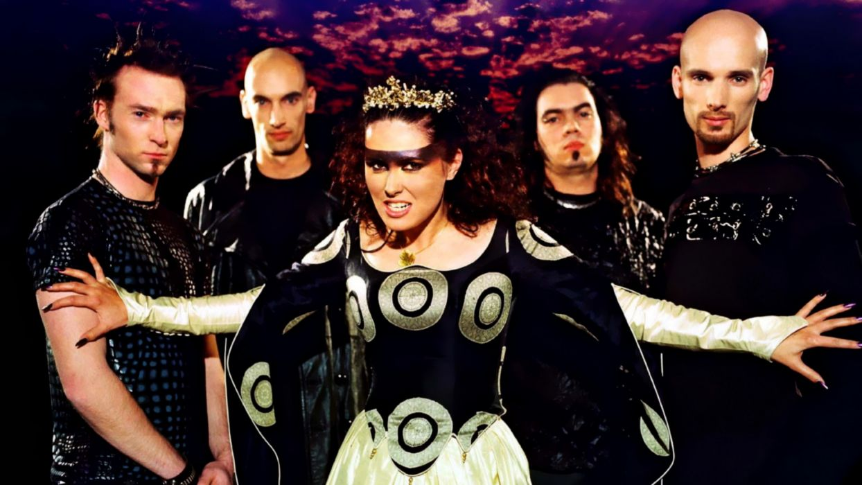 WITHIN TEMPTATION gothic metal symphonic sharon heavy adel       f wallpaper