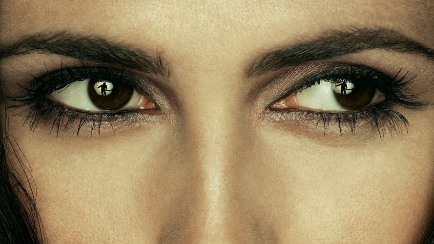 WITHIN TEMPTATION gothic metal symphonic sharon heavy adel eyes wallpaper