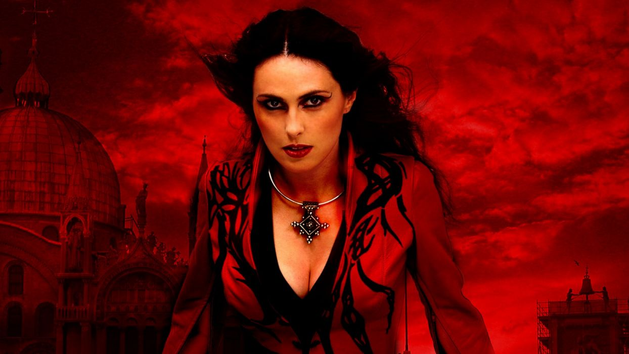 WITHIN TEMPTATION gothic metal symphonic sharon heavy adel   e wallpaper